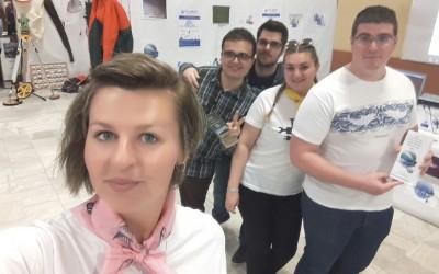 Un selfie de los más chulo